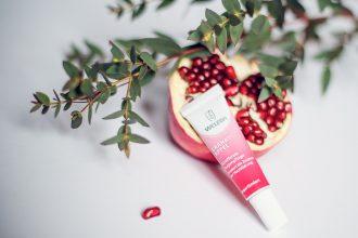 Naturkosmetik, natürliche Pflege, pflanzliche Kosmetik: Weleda Granatapfel Gesichtspflege – Natürlich schön!