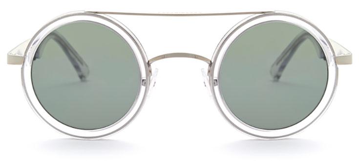 7c7f3cec9a352e 4 ׀ ESTABLISHED – Die Retro-Brille Da wir immer noch nicht genug von runden  Modellen bekommen können, stellen wir euch die »Sydney-Crystal« vom Label  ...
