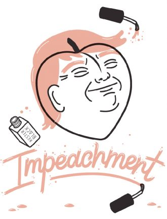 Naturkosmetik: Impeachment von KESTER BLACK – Statement-Nagellack! - Donald Trump Parodie