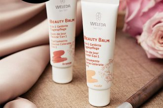 Natural Beauty – Weleda Beauty Balms 5 in 1 – Zur Unterstreichung eurer natürlichen Schönheit5 in 1 getönte Tagespflege nude und bronze
