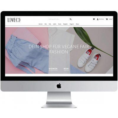 Peppermynta Brandfinder: Im Fair Fashion Onlineshop Loveco findest du vegane Mode für Frauen, Männer, Kinder und nachhaltige Accessoires, Lifestyleartikel und Naturkosmetik.