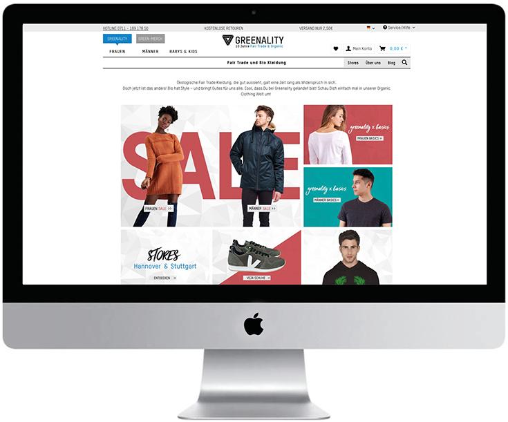 Fair Fashion – Die besten Online-Shops 2019 mit Eco Fashion und grüner Mode: Greenality