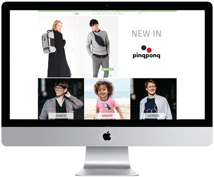 brand new 41d6d 2eea5 Fair Fashion – Die besten Online-Shops 2019 -