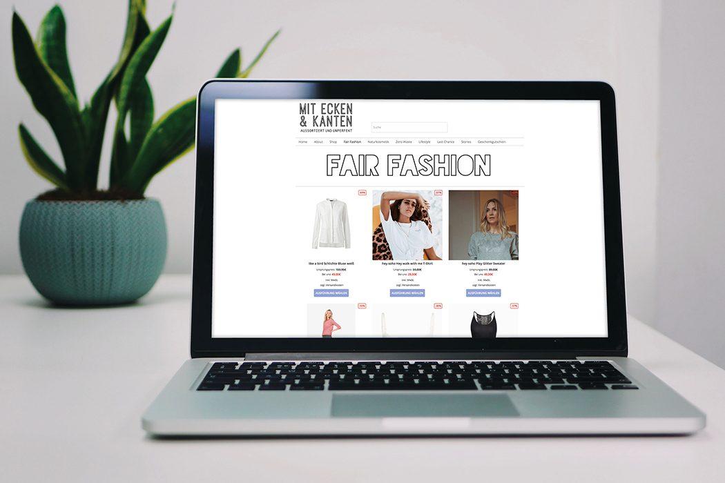 Fair Fashion – Die besten Online-Shops 2019 mit Eco Fashion und grüner Mode: Mit Ecken und Kanten