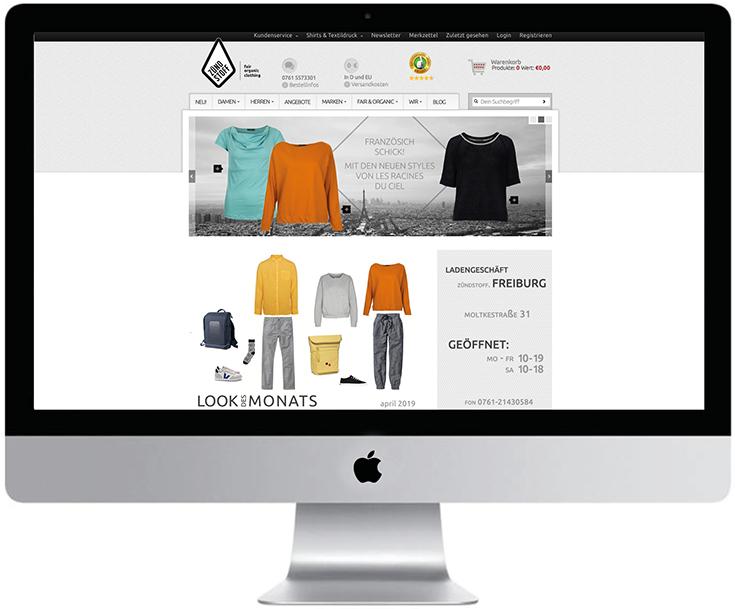 Fair Fashion – Die besten Online-Shops 2019 mit Eco Fashion und grüner Mode: Zündstoff
