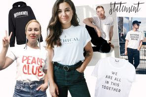 Fair Fashion, Slow Fashion, Eco Fashion: Best-of Statement T-Shirts: Politik trifft Fashion – DARIADARIA – Éthical Is The New Black