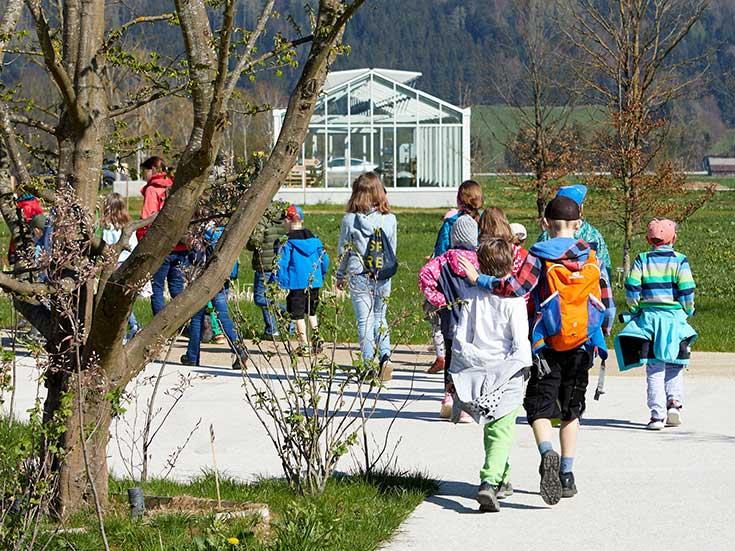 Ausflug in die Grüne Erde-Welt – Der ökologische Veranstaltungskalender, Kinderprogramm