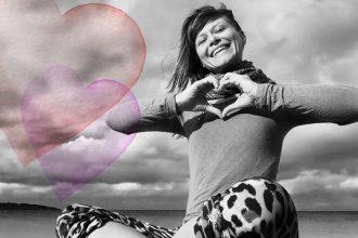 Eco Lifestyle, Yoga, Acroyoga: I love myself - Lucie Beyer über Selbstliebe