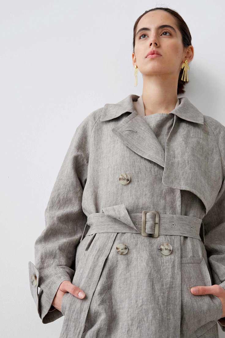 Fair Fashion Trench Coat </p>                     </div>   <!--bof Product URL --> <!--eof Product URL --> <!--bof Quantity Discounts table --> <!--eof Quantity Discounts table --> </div>                        </dd> <dt class=