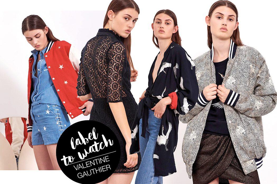 Slow Fashion: Valentine Gauthier – Laissez-faire Mode aus Paris