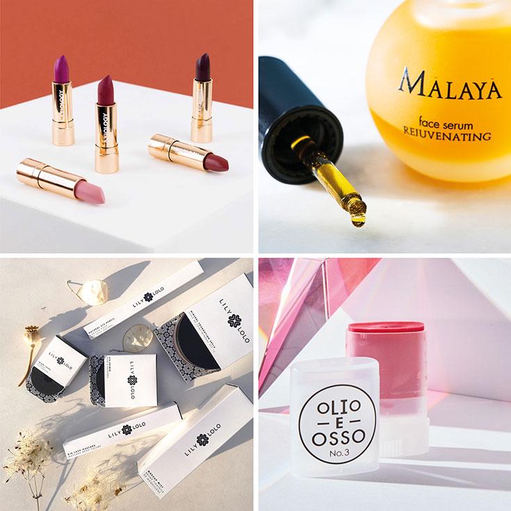 Peppermynta Brandfinder: Blanda Beauty Online Shop. Naturkosmetik, natürliche Haarpflege, Bio Hautpflege, dekorative Naturkosmetik