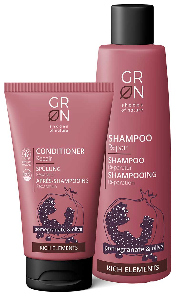 Naturkosmetik Haarpflege – Unsere Top 15 Shampoo, Conditioner & Co. 2019: Grøn