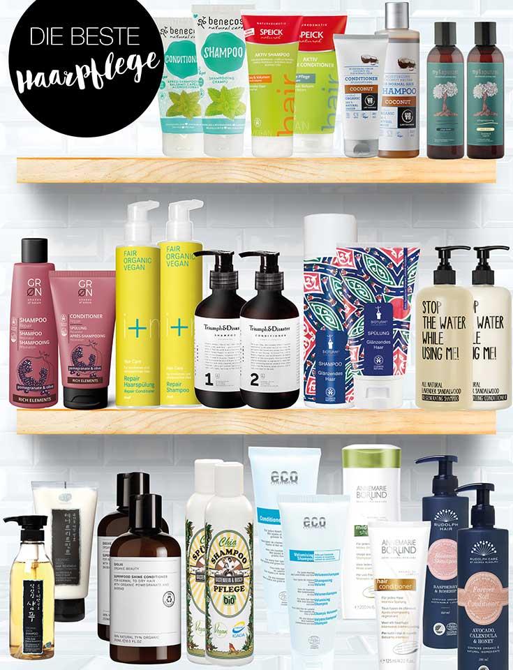 Naturkosmetik Shampoo Und Conditioner Unsere Top 15 2019