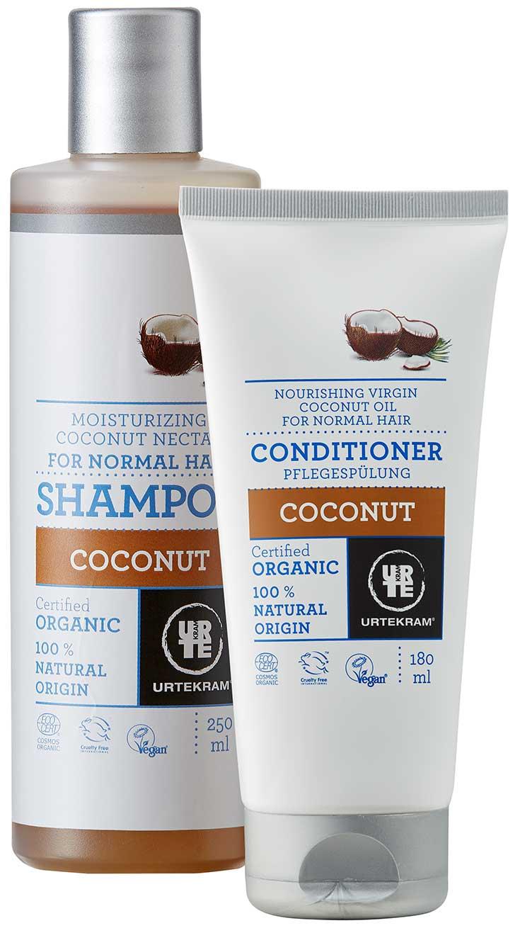 Naturkosmetik Haarpflege – Unsere Top 15 Shampoo, Conditioner & Co. 2019: Urtekram