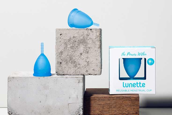 Menstruationstasse statt Tampon-Masse – Unser Period Cup Guide: Lunette