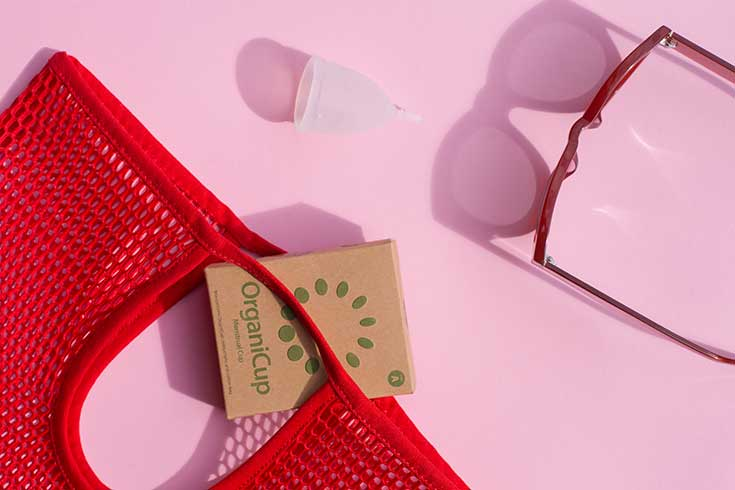 Menstruationstasse statt Tampon-Masse – Unser Period Cup Guide: OrganiCup