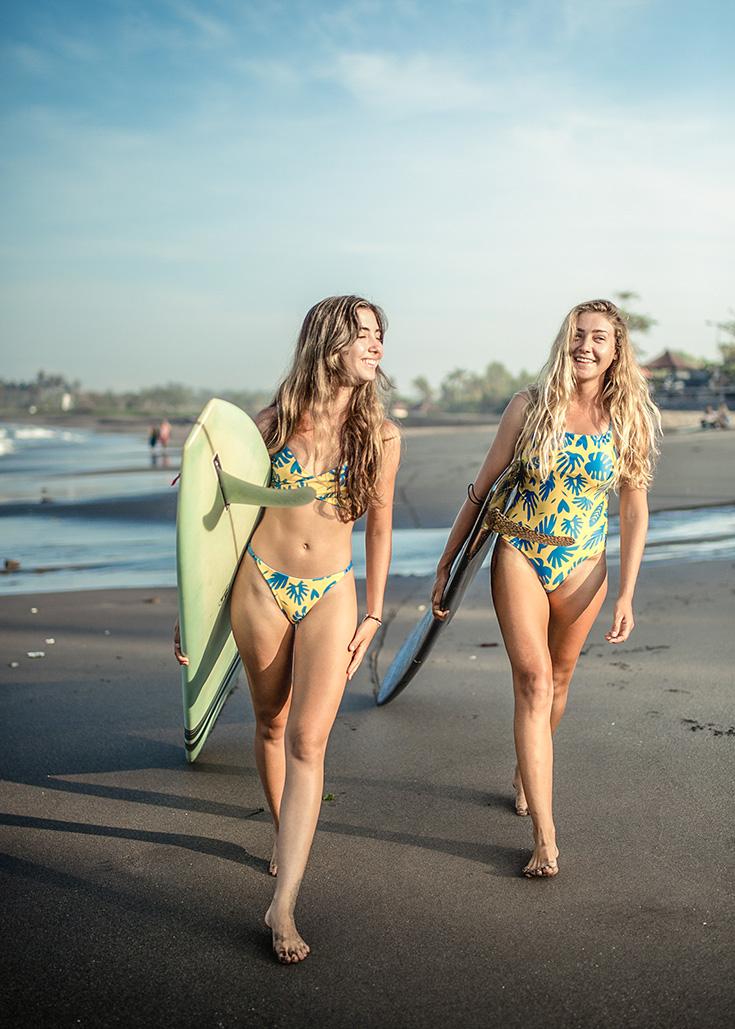 Boochen Surfwear – Fair Fashion Bademode aus recyceltem Meeres-Müll