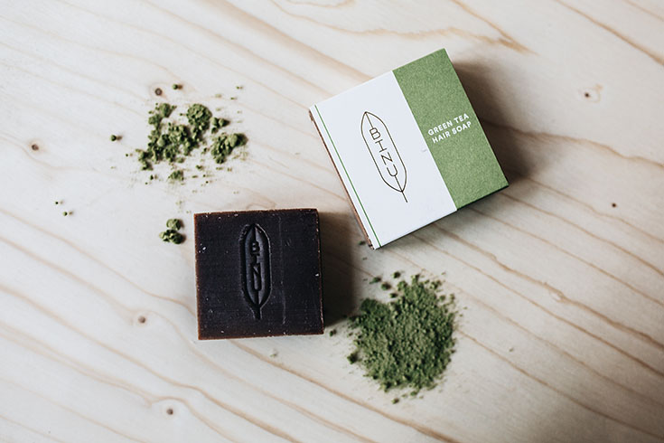 Less Waste Bio-Seife – Vegane Hair & Body Soap Bars von Speick: Duschgel, Handseife und Haarseife in Einem: Handseife, Haarseife, Shampoo Ersatz: Binu