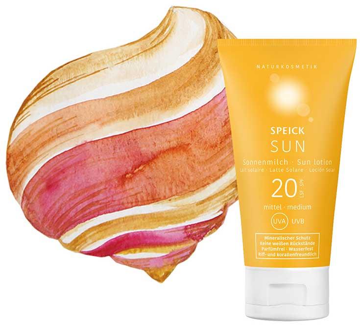 Natural Beauty: Naturkosmetik Sonnenschutz im Test – Unsere Top 10 für 2019: Speick Sun