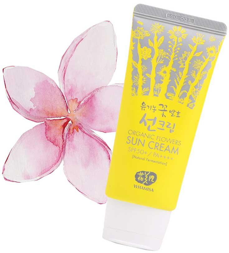 Natural Beauty: Naturkosmetik Sonnenschutz im Test – Unsere Top 10 für 2019: Whamisa Sun Cream