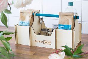 Eco Lifestyle, Green living: Sauberkasten – Zero Waste Reinigungsmittel selber machen