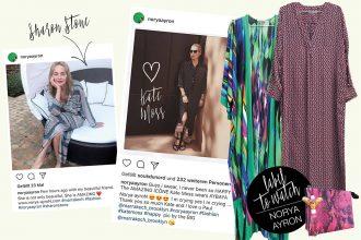 Fair Fashion, Slow Fashion: Norya Ayron – Lieblingslabel von Kate Moss und Sharon Stone