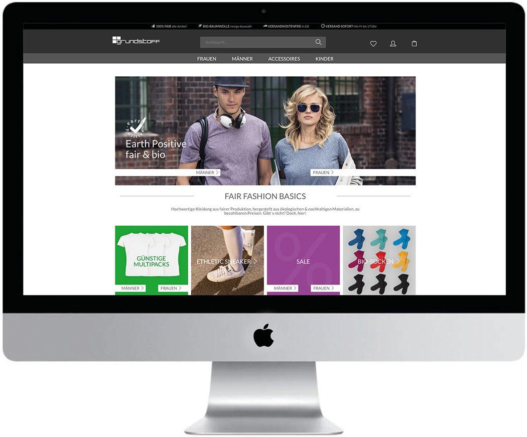 Eco Fashion, Slow Fashion: Fair Fashion – Die besten Online Shops – Grundstoff