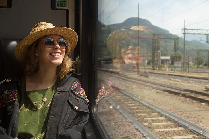 Arosea Life Balance – das Naturhotel im Ultental in Südtirol: umweltfreundlich reisen mit der Bahn