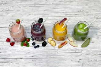 Santaverde Smoothie Rezepte – Schön von innen mit reinem Aloe Vera Saft: Aloepur
