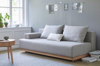 Grüne Erde – Who made my Couch? Wie entsteht ein ökologisches Schlafsofa? Nebo