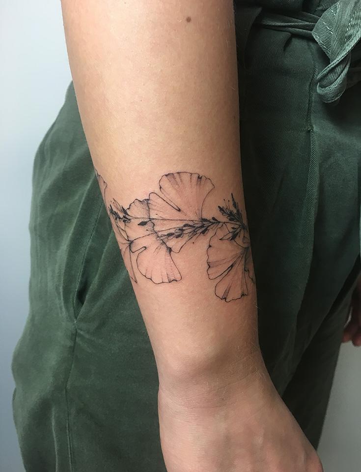 Eco Cosmetics Naturkosmetik für Tattoos – Natürliche Tattoo Pflege: Duschgel, Körperlotion, Sonnencreme