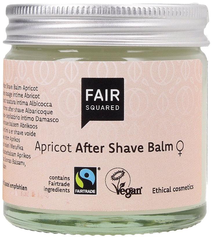Nachhaltig Rasieren – unsere Favoriten für natürliche Haarentfernung: Naturkosmetik After Shave von Fair Squared