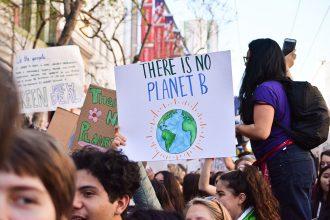 Nicht mein Erbe – Wie sich Unternehmen dem globalen Klimastreik anschließen. GLS, fridays for future, globaler Klimastreik