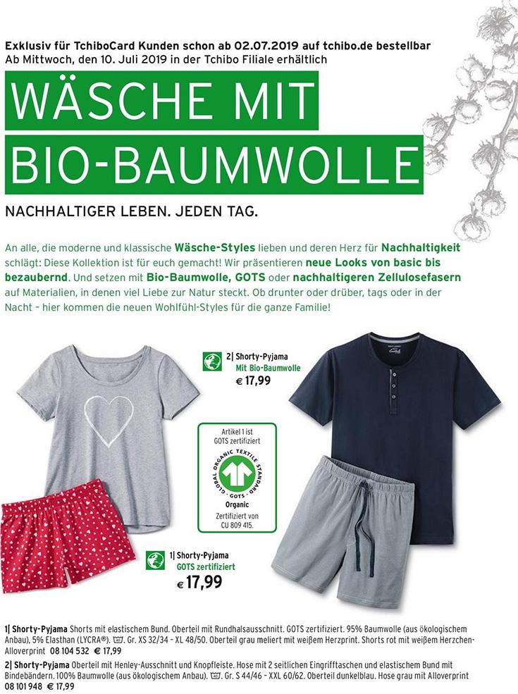 Tchibo »Nachhaltiger leben. Jeden Tag« – Wie kann ein Großkonzern nachhaltig sein? Greenwashing oder wirklich nachhaltiges Engament?