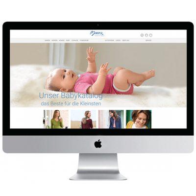 Peppermynta Brandfinder: Maas Natur. Das inhabergeführte Konzept mit einem Online Shop und 12 eigenen Ladengeschäften versorgt Frauen, Männer, Kinder und Baby mit Fair Fashion