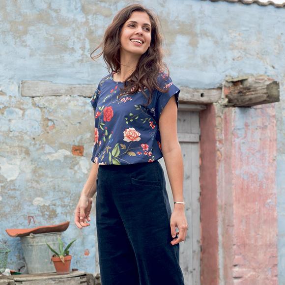 Peppermynta Brandfinder: Maas Natur. Das inhabergeführte Konzept mit einem Online Shop und 12 eigenen Ladengeschäften versorgt Frauen, Männer, Kinder und Baby mit Fair Fashion.
