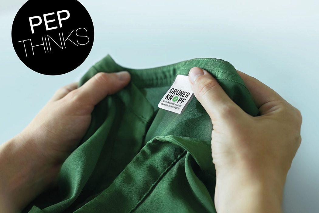 Der Grüne Knopf – wie nachhaltig ist das staatliche Textil Siegel?