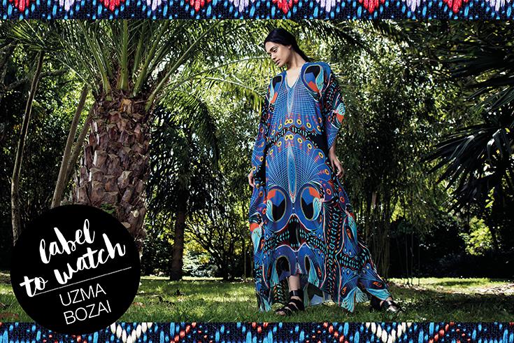 Green Fashion, Eco Fashion: Uzma Bozai – Farbenprächtige Slow Fashion aus UK