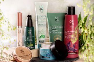 GRN – Neue zertifizierte Bio-Kosmetik Linie für Haut und Haar