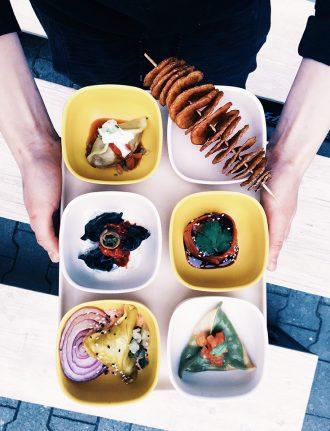 DingsDums Restaurant – Mit Teigtaschen gegen Lebensmittelverschwendung
