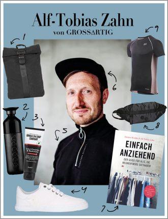 GROSSARTIG – Die Eco Lifestyle Lieblinge von Alf-Tobias Zahn