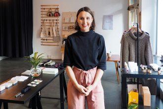 Mit Ecken und Kanten – Online Shop Outlet für nachhaltige Produkte mit Schönheitsfehlern: Fair Fashion, Zero Waste, Naturkosmetik. Gründerin Jessica Könnecke