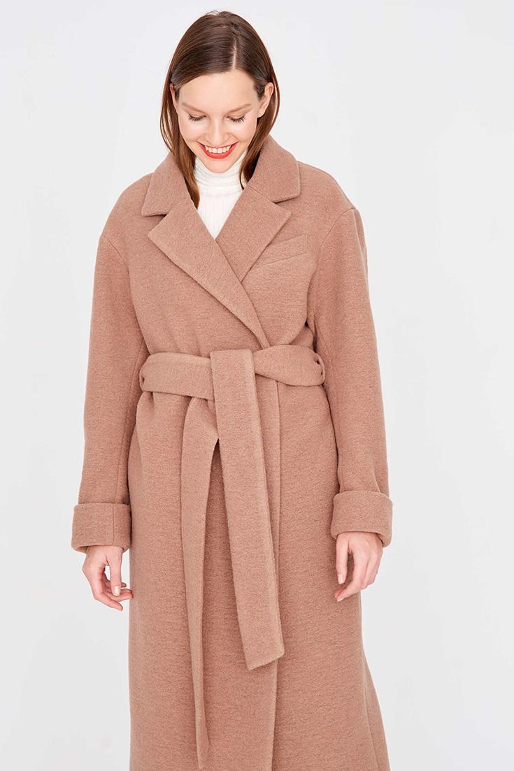 Fair Fashion Mantel – Die schönsten Mäntel für den Winter 2019: Elementy, nude