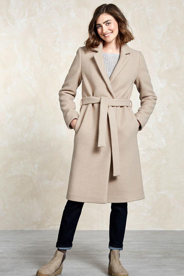 Fair Fashion Mantel – Die schönsten Mäntel für den Winter 2019: Grüne Erde