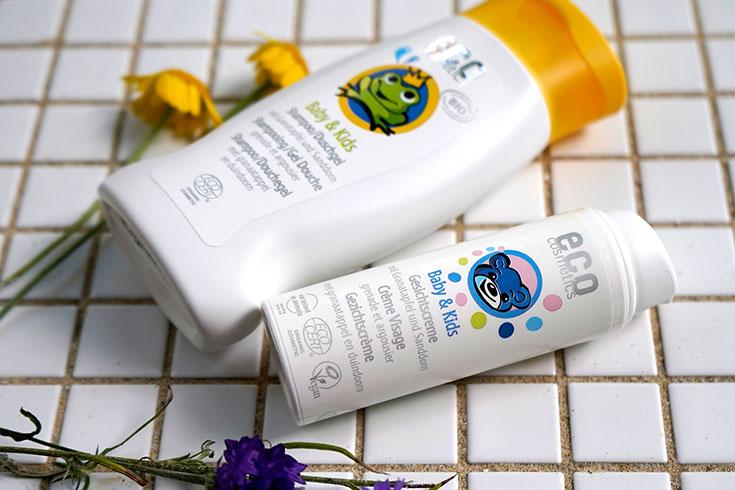 Naturkosmetik Babypflege – natürliche Pflege für Babies und Kleinkinder, Babyöl, Babyshampoo, Babyduschgel: Eco Cosmetics