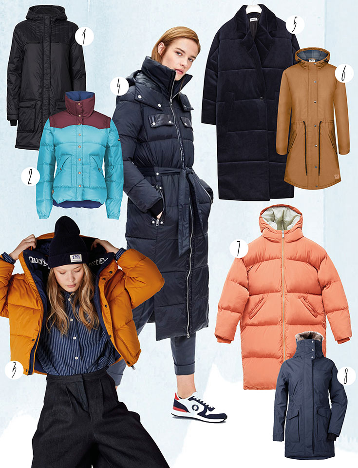 half off f555d dbb59 Fair Fashion Jacke – Die schönsten Eco Jacken für den Winter -
