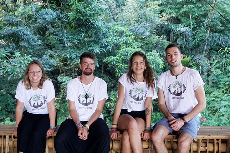 Project Wings – Eine junge Umweltorganisation im Kampf gegen Plastikmüll