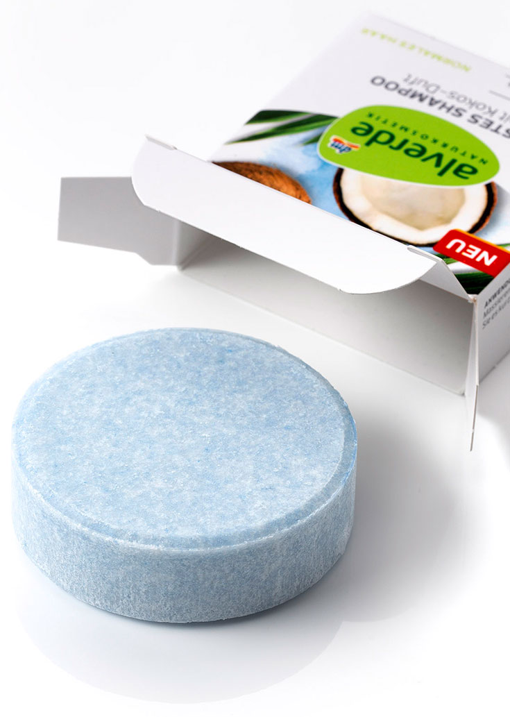 Peppermynta-Peppermint-Naturkosmetik-Haarseife-Haarseifen-festes-Shampoo-Bar-Test-Zerowaste-Alverde