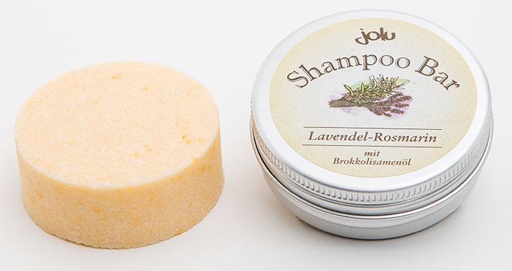 Peppermynta-Peppermint-Naturkosmetik-Haarseife-Haarseifen-festes-Shampoo-Bar-Test-Zerowaste-Jolu-Lavendel-Rosmarin