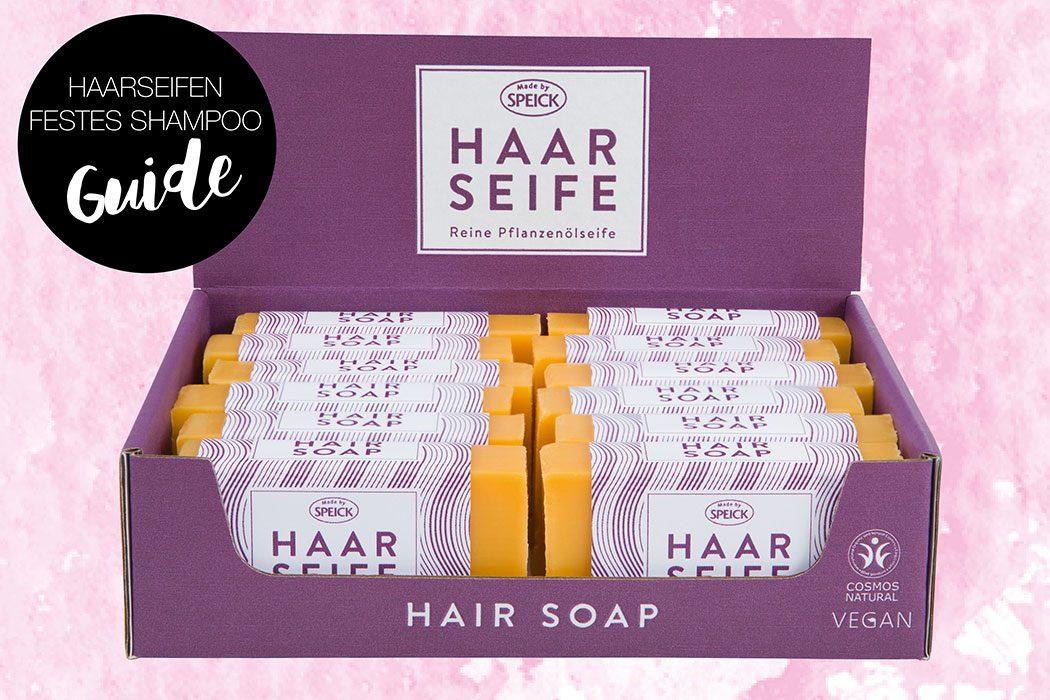 Festes Shampoo Und Haarseife Der Zero Waste Trend Im Test